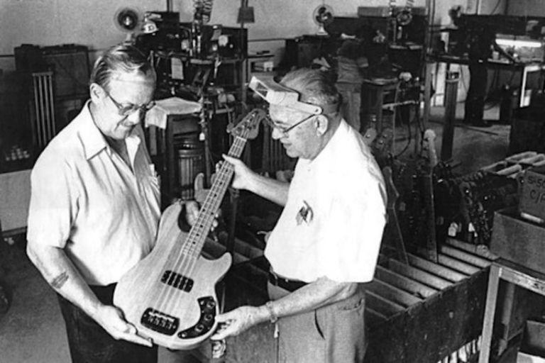 historia de las guitarras G&L