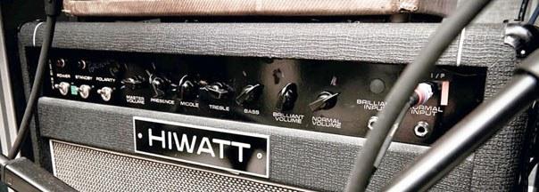 amplificadores hiwatt