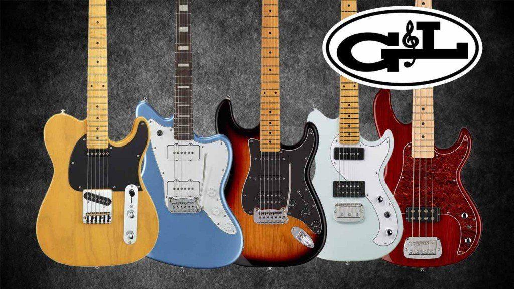 Estos son todos los tipos de Guitarras Y Bajos electricos GL