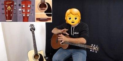 Guitarras acusticas Bristol: la perfecta opción para principiantes