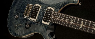 La historia de las guitarras electricas PRS, unos pájaros y una madre
