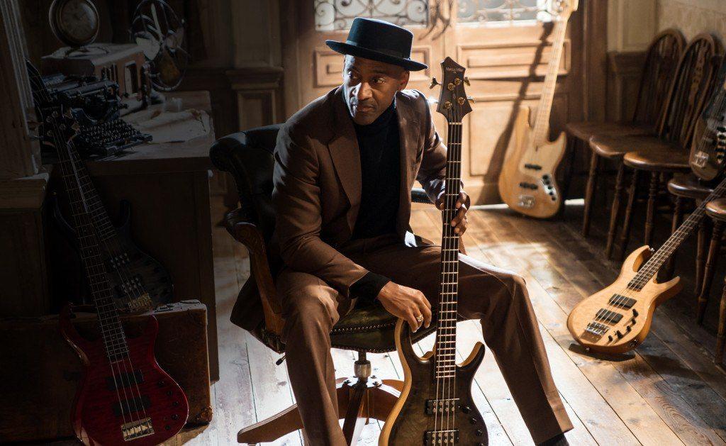 Los bajos Marcus Miller y su nueva generación BOMBA