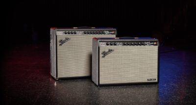 Llegan a casa los amplis digitales Fender Tone Master Deluxe y Twin Reverb