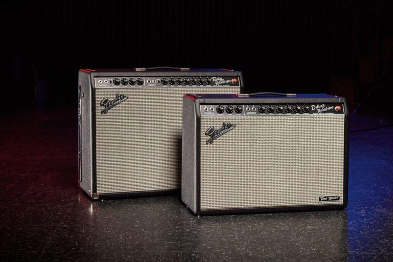 Amplificadores digitales Fender Tone Master Deluxe_Twin Reverb