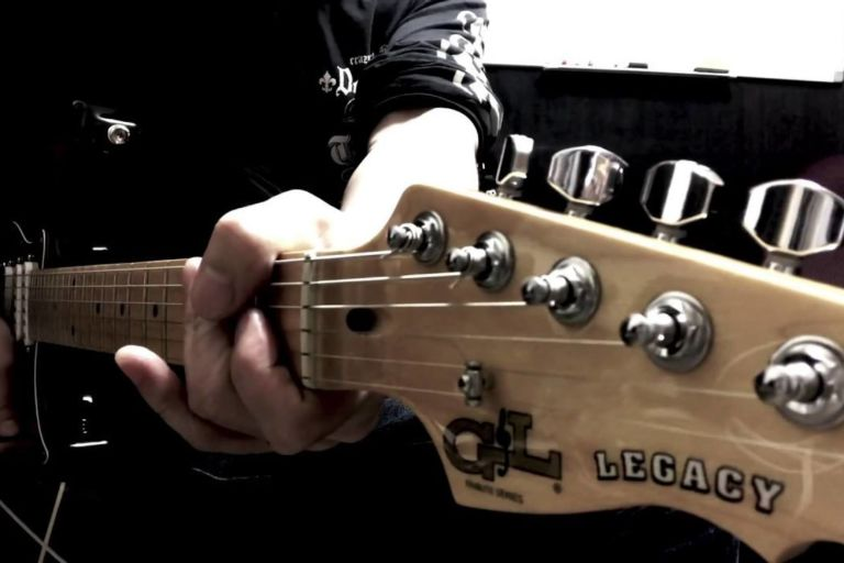 guitarra gl tribute series