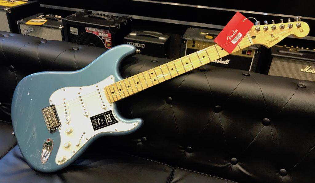 Musicopolix y Fender te regalan una Stratocaster Player Series