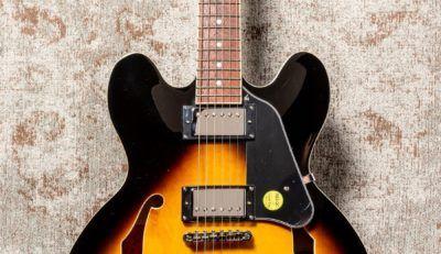 Guitarras Tokai: de dónde proviene su fama