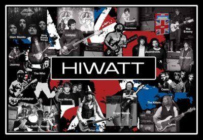 Las Series Especiales de amplis Hiwatt: Crunch, Bulldog, HG y T