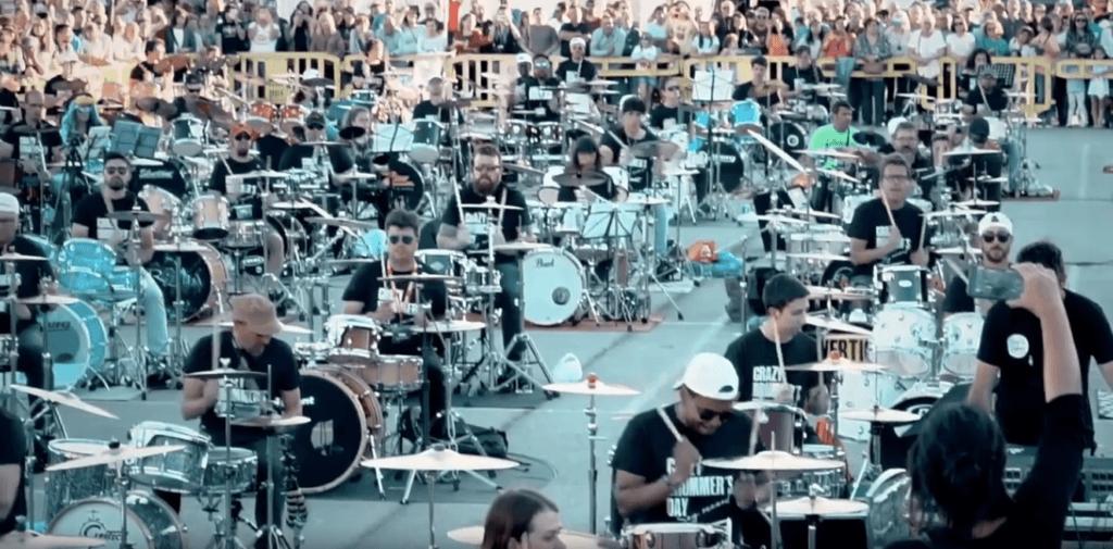 Objetivo: Crazy Drummers Day 2020