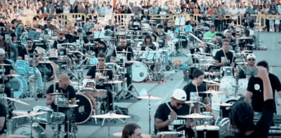 Objetivo: Crazy Drummers Day 2020