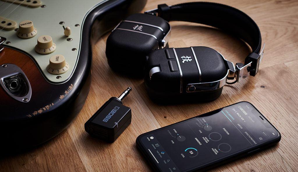 Presentamos los revolucionarios auriculares Boss Waza Air