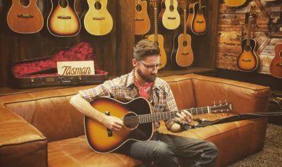 Descubre las guitarras acústicas y electroacústicas Tasman