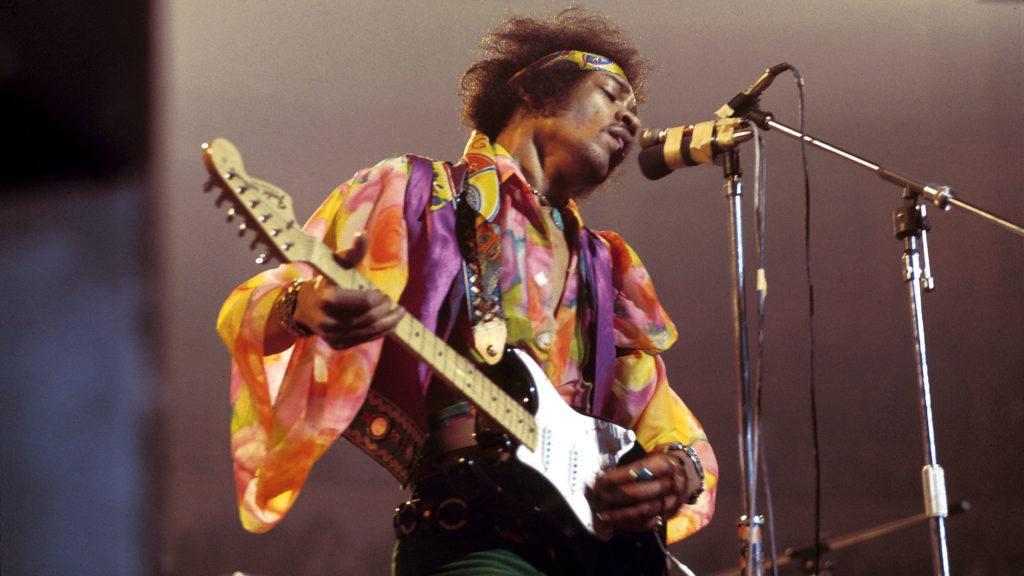 Hendrix y Fender, una relación total
