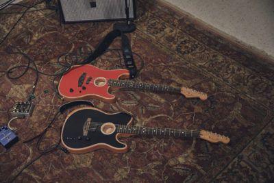 Acoustasonic. La serie de Fender que cambiará las guitarras electroacústicas para siempre.