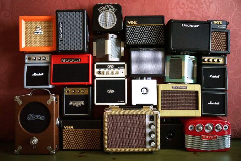 Amplificadores mini