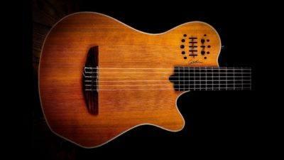 Guitarras Godin. Calidad artesanal canadiense, ya disponible en Musicopolix