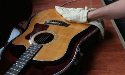 Pequeños secretos para mantener tu instrumento como el primer día.