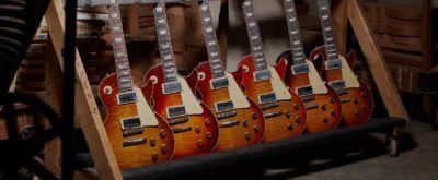 Gibson ya está aquí. La calidad de la marca americana llega a Musicopolix.