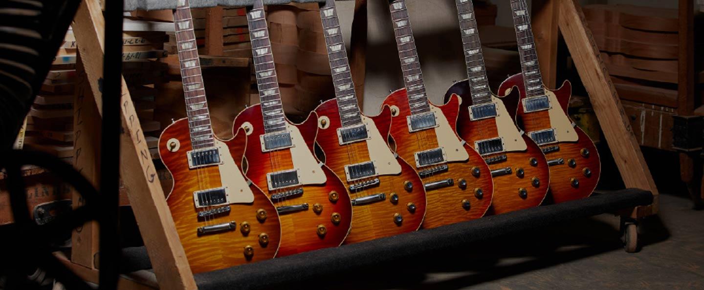 Gibson Portada