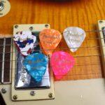 las mejores púas de guitarra portada