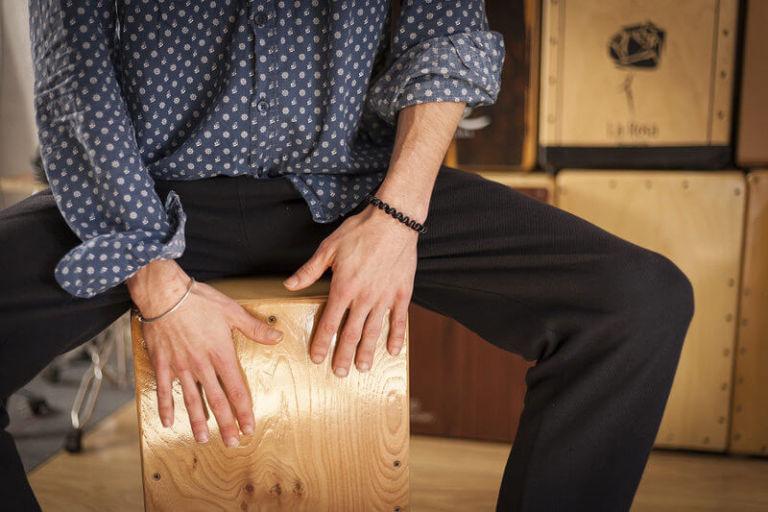 cómo tocar el cajón flamenco portada