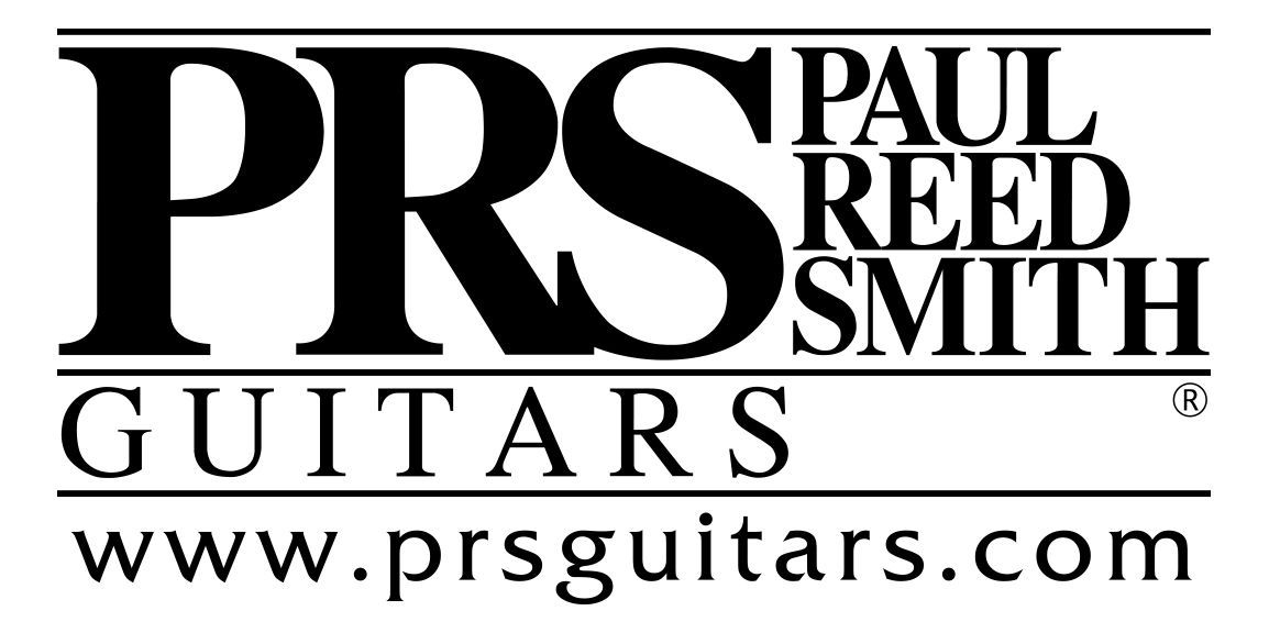 PRS (Paul Reed Smith)